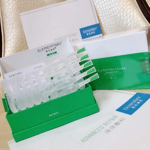 肌本演绎 液体敷料1ml*30支 敏感修复红血丝屏障安瓶精华次抛原液