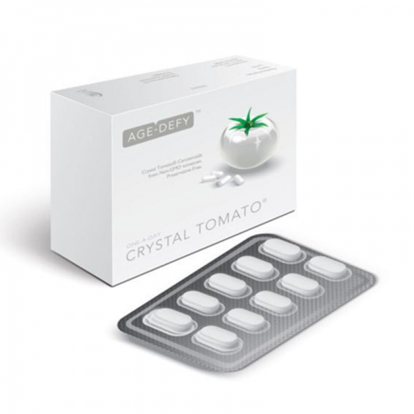 Crystal Tomato水晶番茄美白丸 30粒/盒 淡化色素 祛色斑